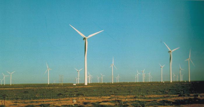 风力发电48MW工程