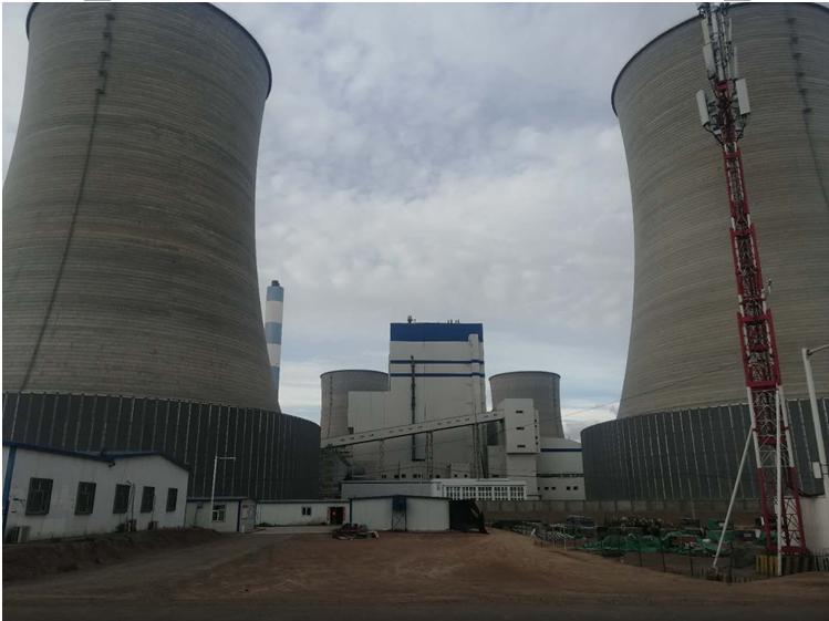 新疆特变北一电厂防腐工程