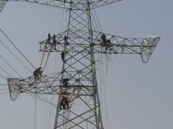 110kV电力防腐工程