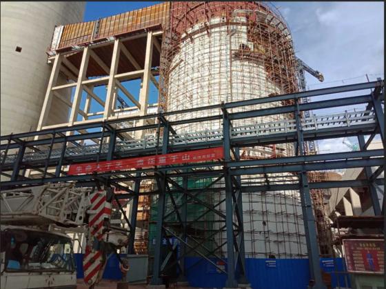 新疆准东五彩湾北一电厂2X660MW脱硫系统防腐工程